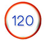 120 Beats Per Minute Interactive Click Track Metronome for