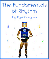 The Fundamentals of Rhythm, book by Kyle Coughlin